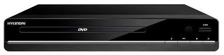 <b>DVD</b>-<b>плеер Hyundai H-DVD180</b> — купить по выгодной цене на ...