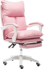 GIRISR <b>Office Chair</b> Computer Chair <b>Artificial</b> Leather With Footrest ...