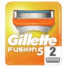 <b>Сменные кассеты GILLETTE Fusion5</b> 2шт (7702018877478 ...