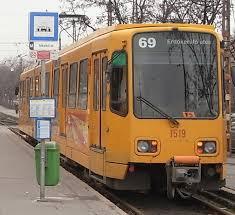 Ligne 69 du tramway de Budapest