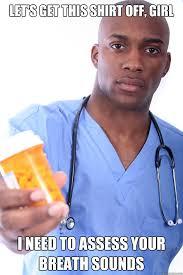 Male Nurse Eric memes | quickmeme via Relatably.com