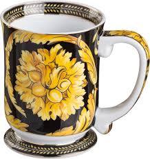 <b>Кружка Lefard</b> Желтый цветок, 215-149, <b>450 мл</b>