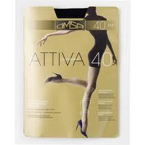 <b>Колготки</b> женские Omsa Attiva daino 40 Den <b>р 2</b> купить с ...