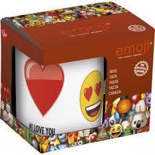<b>Кружка</b> керамическая в подарочной упаковке (325 мл). <b>Эмодзи I</b> ...