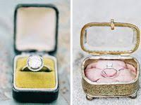 Коробочки для колец на Церемонию: лучшие изображения (15 ...