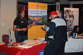 veteran job fairs hiring events military com tips for job fair success