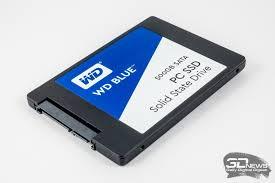 Обзор <b>SSD</b>-<b>накопителя Western Digital</b> Blue: всерьёз и надолго ...