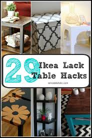 remodelaholic from bargain to beautiful 29 stylish ikea lack tps header the lack series from ikea is beautifully simple like a blank canvas ready to
