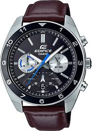 <b>Мужские</b> наручные <b>часы Casio EFV</b>-590L-<b>1AVUEF</b> кварцевые
