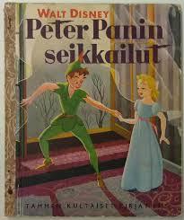 Kuvahaun tulos haulle Peter Pan,painokset