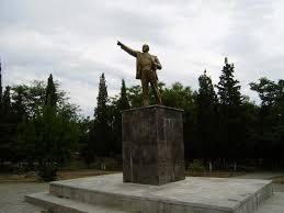 Картинки по запросу памятник ленину судак
