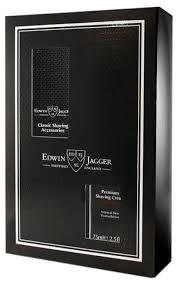 Набор Edwin Jagger GS314SCSWT крем для <b>бритья</b>, <b>Т</b>-<b>образный</b> ...