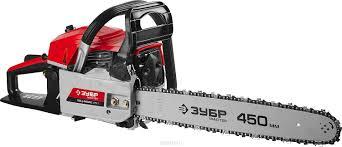 <b>Пила</b> цепная бензиновая <b>ЗУБР ПБЦ</b>-<b>М560</b> 45П — купить в ...