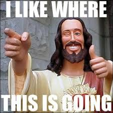 Buddy Christ   Know Your Meme via Relatably.com