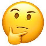 <b>Thinking Face Emoji</b> — Meaning, Copy & Paste