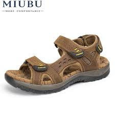 <b>MIUBU</b> Hot Sale <b>Fashion</b> Summer Leisure Beach Men Shoes High ...