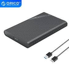 【Hot】<b>ORICO 2521U3 2.5 Inch</b> SATA to USB 3.0 HDD SSD Case ...