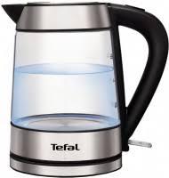Tefal <b>Glass kettle</b> KI 730D (KI730D30) – купить <b>электрочайник</b> ...
