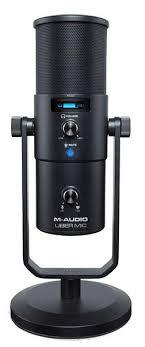 <b>USB микрофон M-Audio Uber</b> Mic