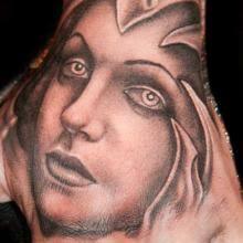 Tattoos by Paul Naylor - Paul-Naylor-at-Indigo-Tattoo-UK-2