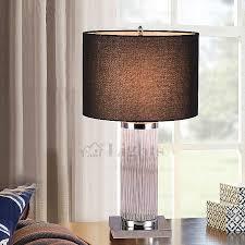 best black fabric shade lamps and lighting for bedroom svlt05301021221 1jpg black fabric lighting
