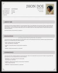 resume template great templates it tips in awesome best 93 awesome best resume templates template