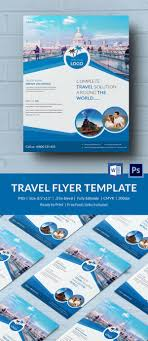 29 best microsoft word flyer templates premium templates tourist travel flyer template