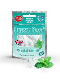 "<b>Кристаллы ксилитола</b> ""Crystal Coolmint"" 22 г <b>Fuzzy</b> Rock 9550106 ..."