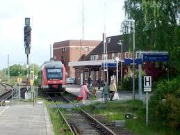 Büchen station