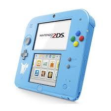 """<b>Игровая</b> приставка 2DS голубая + <b>Игра</b> """"<b>Pokemon</b> Sun"""" Nintendo ..."""