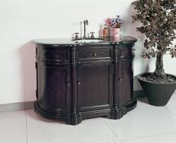bathroom vanity b wn  legion w   bathroom vanities dark brown finish