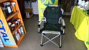 <b>Кресло складное Canadian Camper</b> CC-119 - YouTube