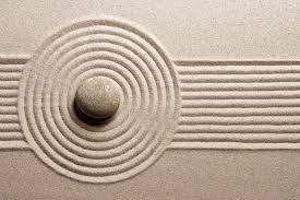 Resultado de imagen de piedras de jardín japonés