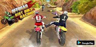 <b>Motocross Dirt Bike</b> Stunt <b>Racing</b> Offroad Bike Game - Apps on ...