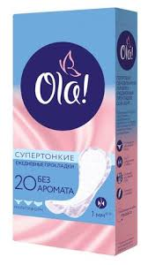 Ola! <b>Light</b> стринг-мультиформ <b>прокладки ежедневные</b>, <b>прокладки</b> ...