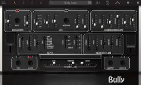 IK Multimedia Syntronik Bully – плагин эмулирующий Moog <b>Taurus</b> ...