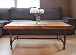 room wonderful reclaimed wood table inspirations  wonderful wood coffee table with metal legs wood coffee table with st
