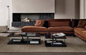 <b>Coffee Tables</b> Contemporary Design | Poliform