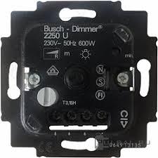 2250 U-507, Механизм светорегулятора (<b>диммера</b>) 60-600 Вт ...