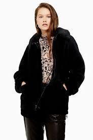 <b>Faux Fur Coats</b> | <b>Faux Fur</b> Jackets for <b>Women</b> | Topshop