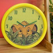 <b>Lion King</b> Clock in Wall Clocks for sale | eBay