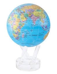 <b>Глобус MOVA GLOBE</b> Политическая карта мира 22 см <b>MG</b>-<b>85</b>-<b>BOE</b>