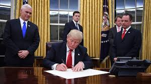 Image result for president trump gets to work pics