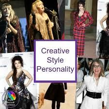 <b>Creative style personality</b>?