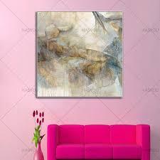 Big Size <b>100</b>% Handmade Abstract <b>Oil Painting</b> On Canvas Modern ...