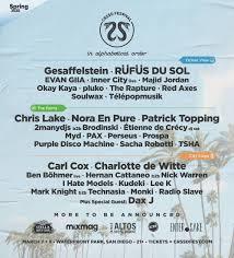 CRSSD ‡ Festival <b>Spring</b> '20