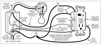 wiring diagram for gfci switch wiring image leviton combination switch wiring diagram wirdig on wiring diagram for gfci switch
