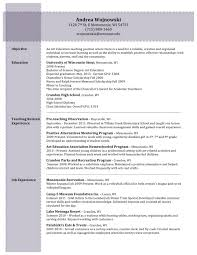 resume do you include references resume builder resume do you include references sample resume resume samples art education field experience resume writing
