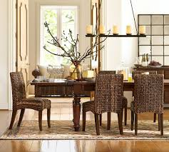 pottery barn style dining table: scroll to next item seagrass dining chair c scroll to next item