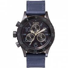 <b>Часы NIXON 38-20</b> CHRONO <b>LEATHER</b> A/S купить в Москве ...